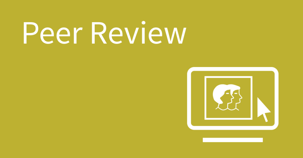 RamSoft peer review that allows you to peer review any signed report.