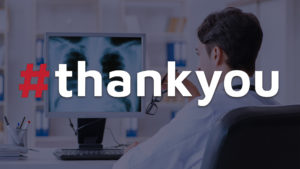 Customer Thank you video